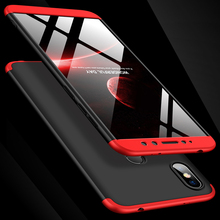 For Xiaomi Redmi S2 Case 360 Degree Protected Full Body Phone for Shockproof Cover RedmiS2