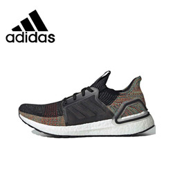 Genuine Authentic Adidas ULTRABOOST 19 Men's Running Shoes Comfortable Breathable Outdoor Camouflage Sneakers Classic New B37706