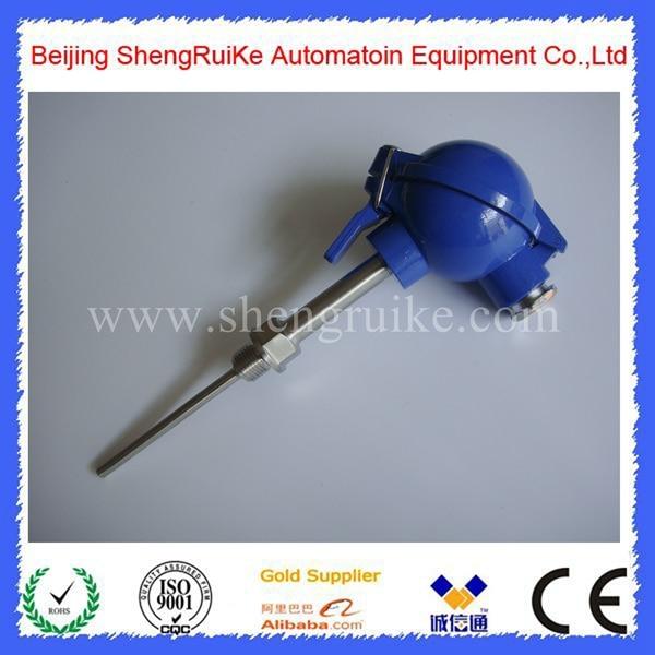 ФОТО Class A industrial PT100 RTD Sensor 0-500C