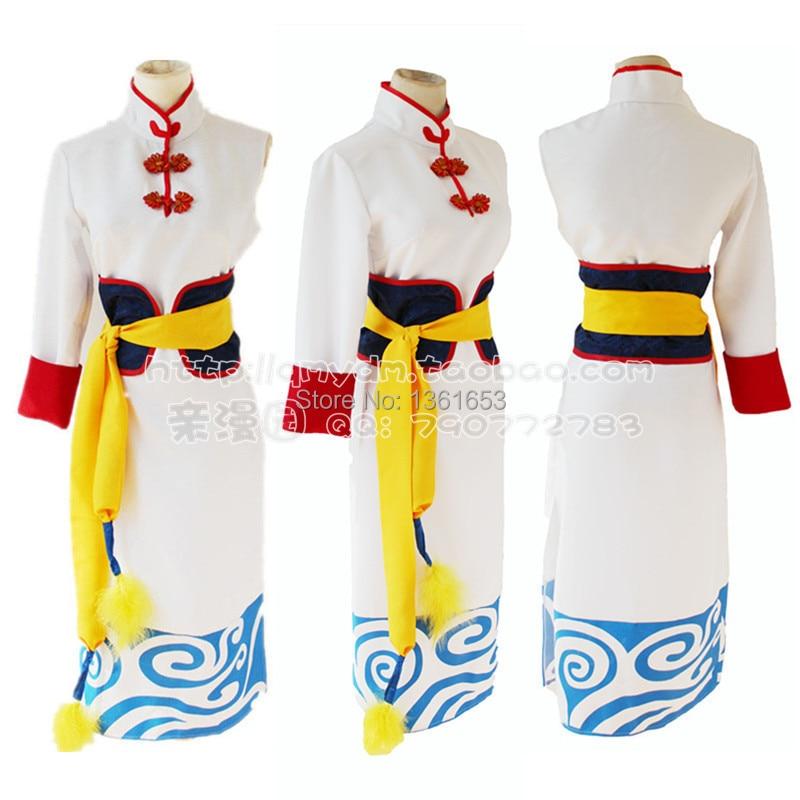 Gintama Kagura տիեզերական զգեստներ Անիմե - Կարնավալային հագուստները - Լուսանկար 5