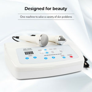 Image 1 - Pro 1Mhz 3MHz Ultrasonic Facial Machine Anti Aging Skin Lifting Salon Spa Beauty  Skin Care machine With Eliminate freckles