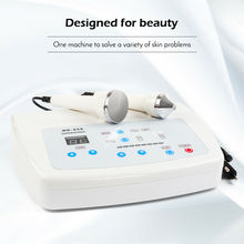Pro 1Mhz 3Mhz Ultrasone Facial Machine Anti Aging Skin Lifting Salon Spa Schoonheid Huidverzorging Machine Met Elimineren sproeten
