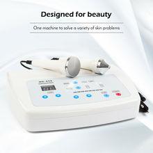 Pro 1Mhz 3Mhz Ultrasone Facial Machine Anti Aging Skin Lifting Salon Spa Schoonheid Huidverzorging Machine Met Elimineren sproeten