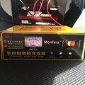Totalmente Automático 6 V/12 V 80AH Veículos de Reparação de Pulso Inteligente Carregador de Bateria de Chumbo Ácido Seco & molhado Tipo Carregador rápido