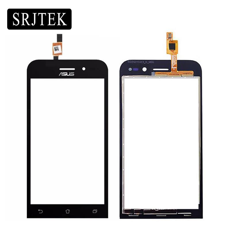 4.5 inch Touch Screen For Asus ZenFone Go ZB452KG Digitizer Panel Sensor Lens Glass Replacement Part High Quality+3M Tape