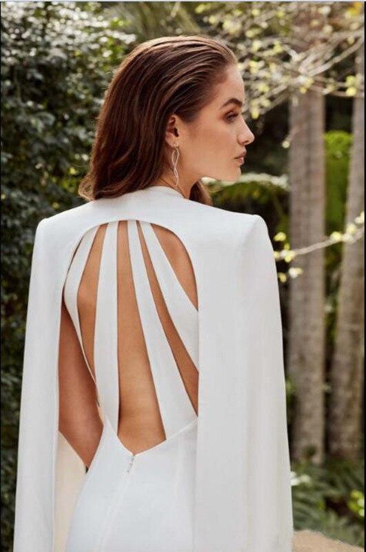 formalne Zipper Biały unikalna