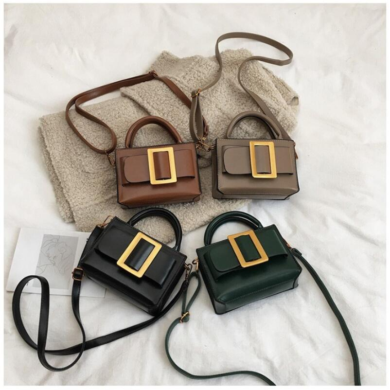 Image 5 - Famous Brand Crossbody Bags For Women High Quality Women Fashion 2019 Luxury Purse And Handbags Ladies Shoulder Messenger Bags-in Top-Handle Bags from Luggage & Bags