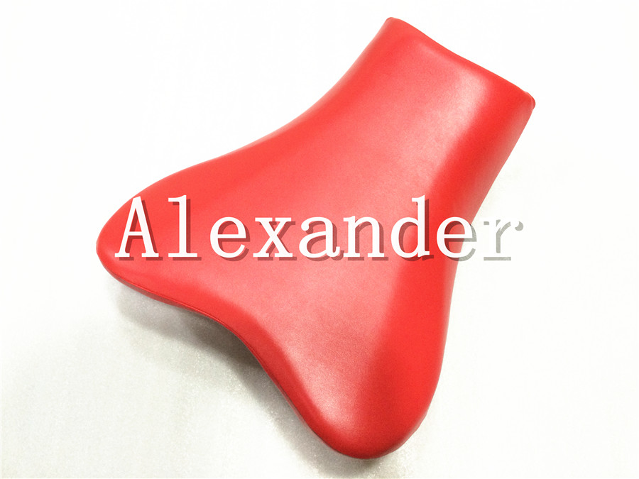 For Suzuki GSXR 1000 R K7 2007 2008 Red Scooter Front Rider Seat Leather Foam Plastic Cover Cushion GSXR1000 1000R