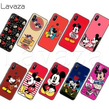 Lavaza Mickey Minnie Soft Silicone Case for Xiaomi MI Redmi Note 8T 10 6 8 9 9se A1 A2 MAX 3 Lite Plus f1(China)
