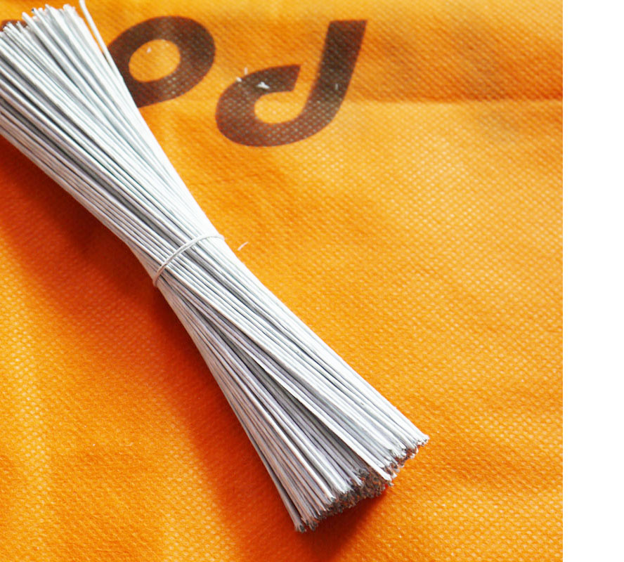 22gauge white cake accessory wire 6 florist wire 50pcs