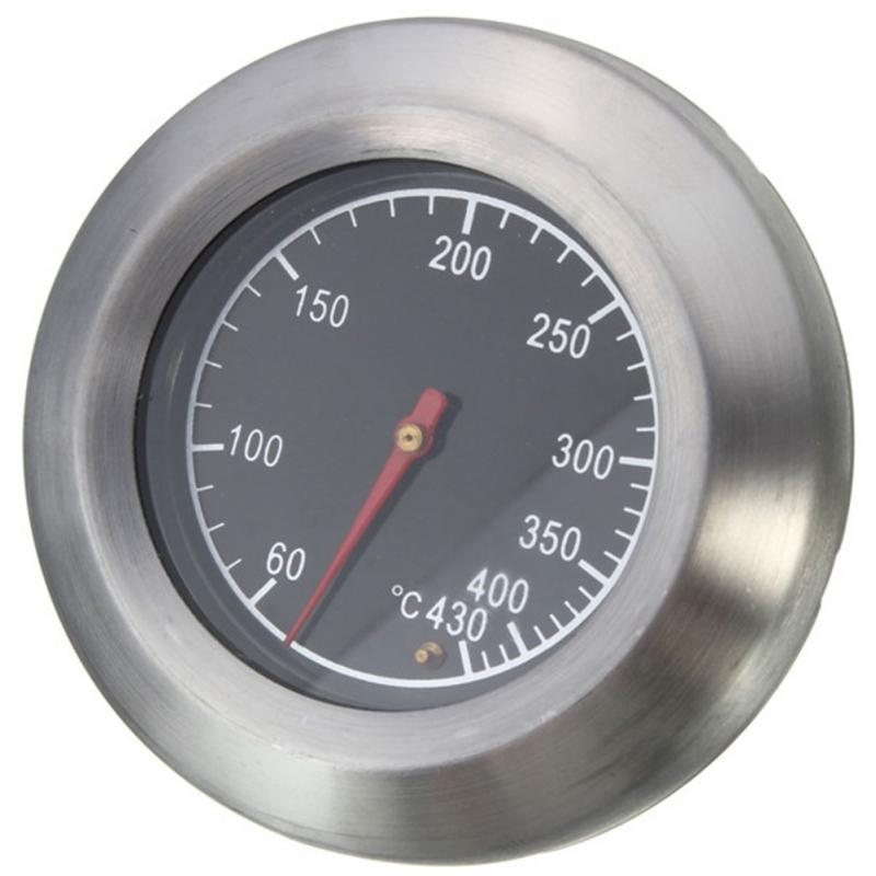 New Hight Quality Kitchen Bakery Stainless Steel Cooking Oven Thermometer Probe Thermometer Food Meat Gauge Bakeware