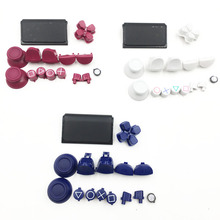 Customization Limited Edition Touchpad Buttons Trigger L1 R1 L2 R2 Repair Parts for PS4 Pro Controller JDS 040