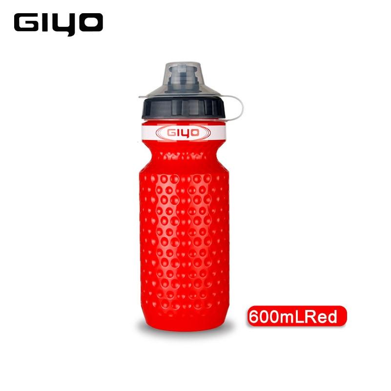GIYO 600ML Shishe Uji Biçikletash MTB Ciklizëm Ujë Shishe Kampimi - Çiklizmit - Foto 5