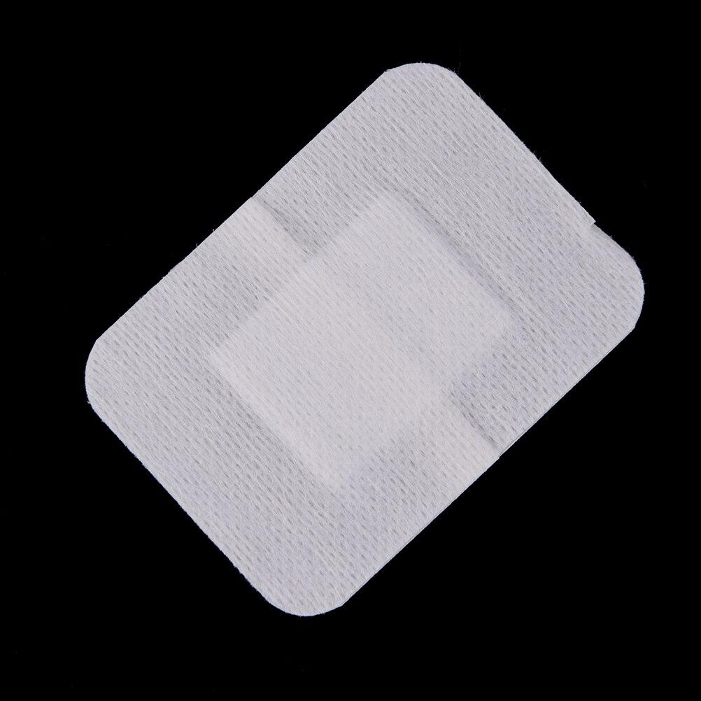 10 Teile/los Große Größe Hypoallergen Nicht-woven Medical Klebstoff Wunde Dressing pflaster Bandage Große Wunde Erste Hilfe 6*7cm