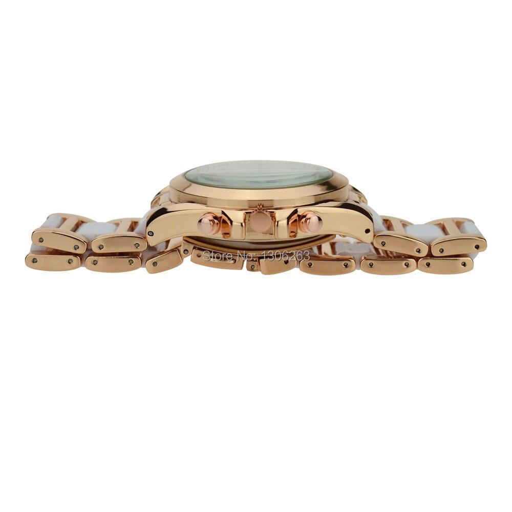 2016 nowa godzina Zegarek Kwarcowy Mężczyźni Kobiety Genewa Reloj - Męskie zegarki - Zdjęcie 4