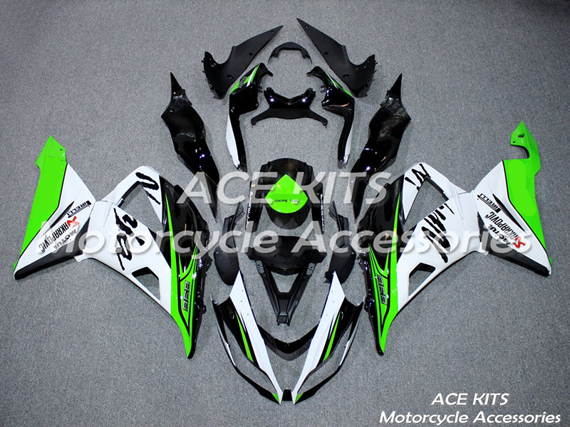 New ABS motorcycle Fairing For kawasaki Ninja ZX6R 636 2013 2014 2015 2016  Injection Bodywor   Any color All have  ACE No.90New ABS motorcycle Fairing For kawasaki Ninja ZX6R 636 2013 2014 2015 2016  Injection Bodywor   Any color All have  ACE No.90