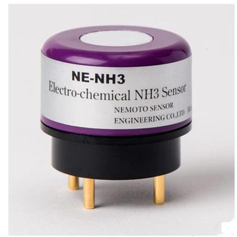 Capteur de gaz d'ammoniac de capteur NH3 électrochimique de NEMOTO du japon NE-NH3/NE-NH3-1000/NE-NH3-5000