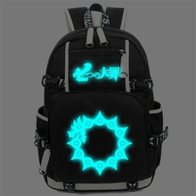 The Seven Deadly Sins  Travel Backpacks