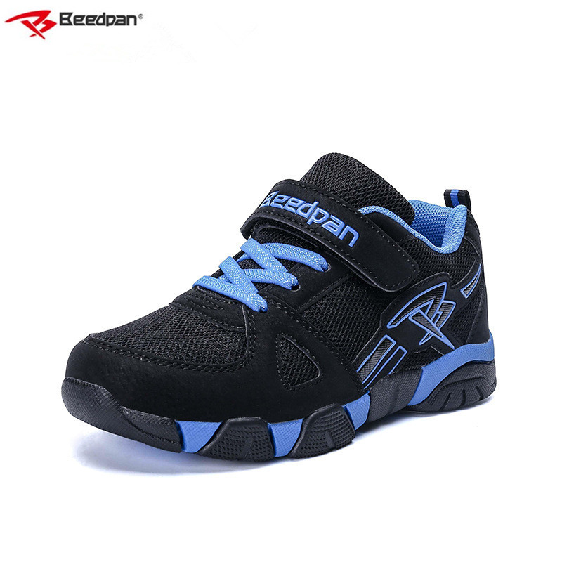 Beedpan 2018 Spring Autumn Children Shoes New Brand Kids Boys Kids Sneakers Breathable Mesh Sport Shoes For Boys Sneakers beedpan children shoes boys sneakers girls sport shoes size 22 30 baby casual breathable mesh kids running shoes autumn winter