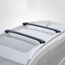Car Roof Rack Cross Bar Universal 93~111cm  with Anti-theft Lock Auto Roof Rails Racks bars Load Cargo Luggage Carrier стоимость