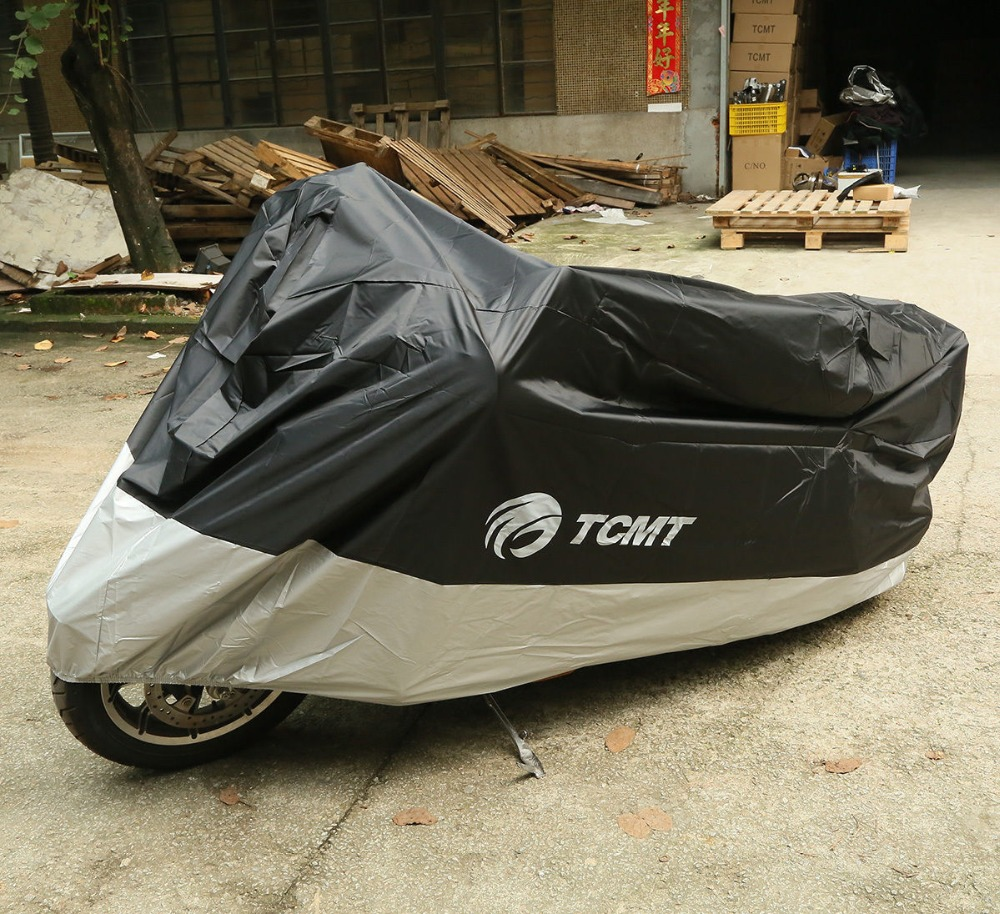 Motocicleta à prova dwaterproof água capa para