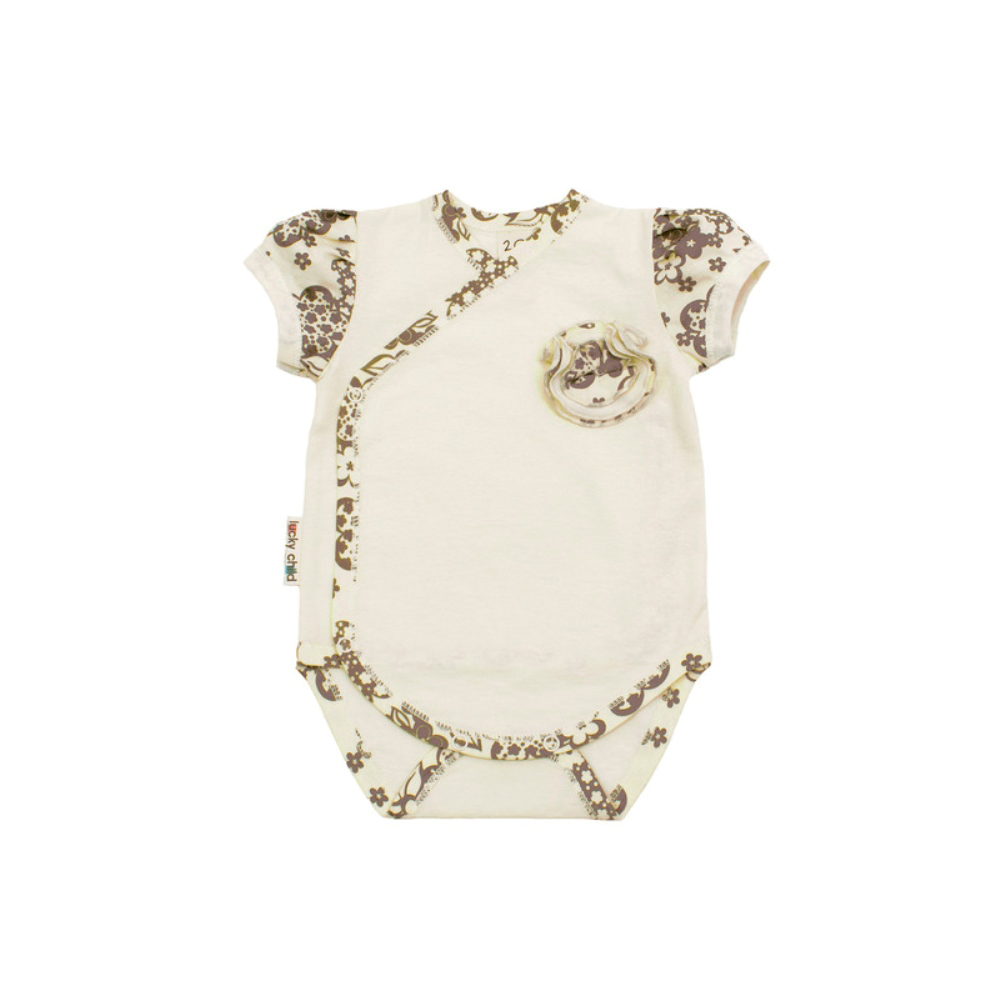 Bodysuits Lucky Child for girls 11-51 Flowers Body Newborns Babies Baby Clothing Children clothes tank tops made in russia