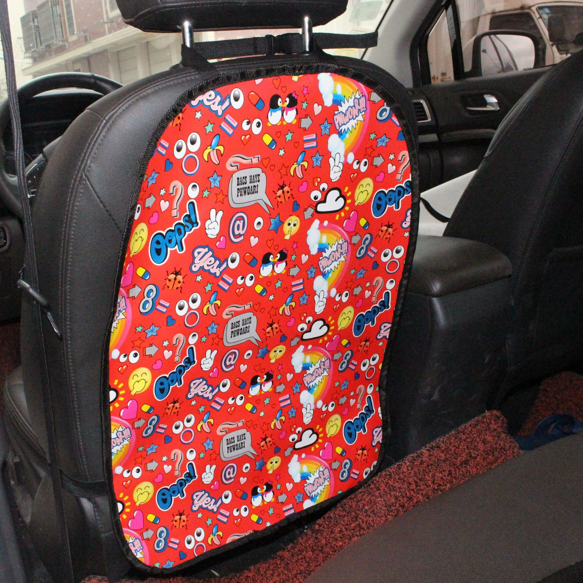 1Pc Car Auto Care Seat Back Protector Cover for Baby Child Kick Mat Protect