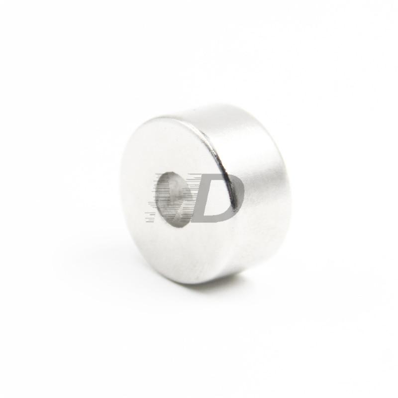2pcs Super Strong Round Neodymium Countersunk Ring Magnets 20mm x 10mm Hole: 6.5mm N50 Neodymium Magnet Free Shipping 1pcs super strong round neodymium countersunk ring magnets 50mm x 20mm hole 10 2mm n50 neodymium magnet free shipping
