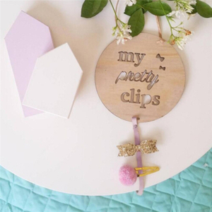 New Style Wind Chimes Wooden P