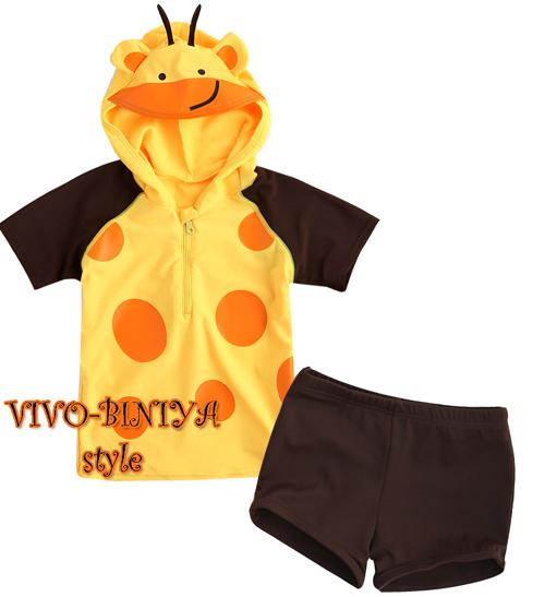 Nueva europa del bebé del traje de baño los niños / niñas Trunks vestido bañadores del precio de fábrica ropa de playa linda Dots niño nadar desgaste