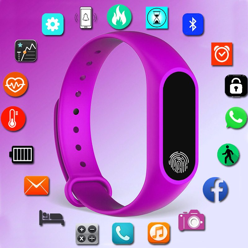 Sport Bracelet Watch Women Ladies Wristwatch Electronic LED Digital Wrist Watches For Women Clock Female Hours Hodinky Reloges