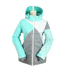 Snowboard ski jacket women winter suit womens snow suit abrigos mujer invierno 2016 ski jas vrouwen tenue de ski femme