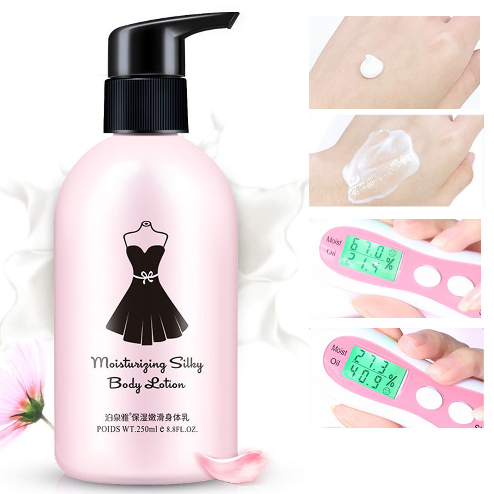 BIOAQUA Fashion Professional Body Skin Care Product Women Moisturizing Nourishing Cream Body Lotion Hot Sale JX07 premier лосьон для тела колокольчик premier body care body lotion bell a26 300 мл