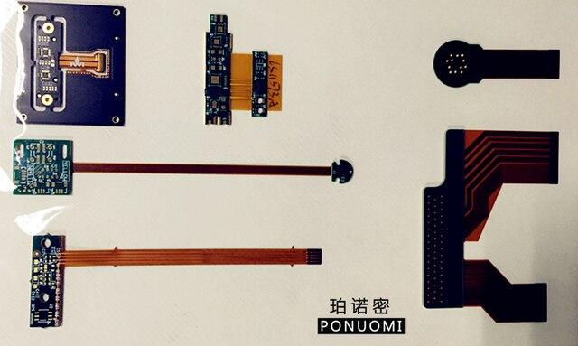 Настроить diy Гибкие печатные платы гибких печатных плат polymide для Умная Электроника