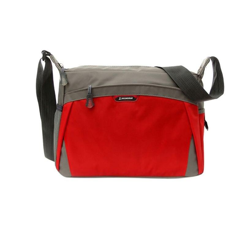 New Waterproof Outdoor Travel Bags Bag Women's Handbag Sports Bag Nylon Bag