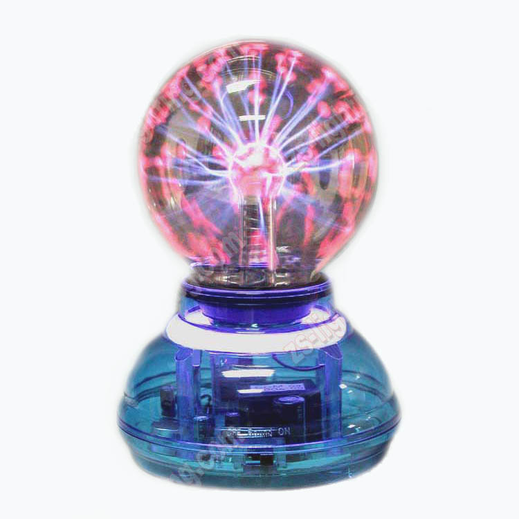 Electrostatic ion ball flash lighting magic globe high quality used on the car purify air disinfect produce ozone birthday gift