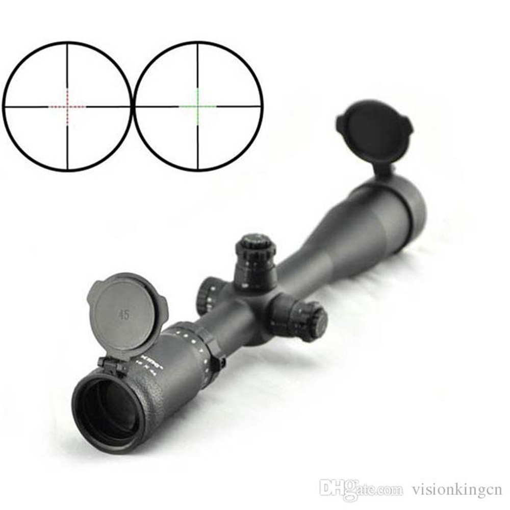 Visionking 4-16x44 Side Focus Riflescope Waterproof Mil-Dot Riflescope For Hunting Tactical Rifle Scope Fully Multi-Coated Scope