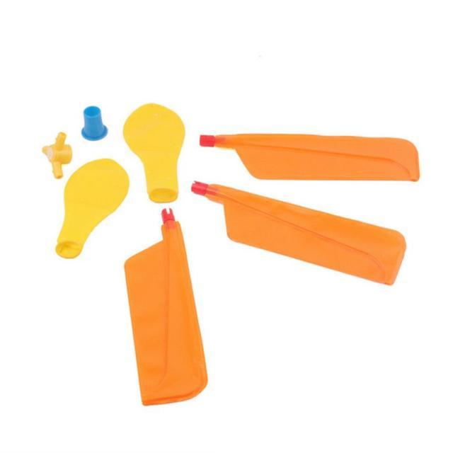 Rozwojowa zabawka balon helikopter zabawka latająca dziecko urodziny Xmas torebka imprezowa skarpeta na prezenty prezent edukacja zabawki dla dzieci losowe