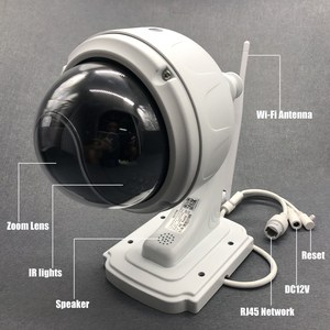 Image 3 - OwlCat قبة 5x PTZ اللاسلكية واي فاي 1080P فيديو مراقبة كاميرا شبكية عالية الوضوح ليلة الأمن اتجاهين الصوت الحديث SD فتحة