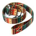 46.5-74cm Adjustable Nylon Colorful Vivid Printing Style Ukulele Strap belt Sling with hook Ukulele guitar Accessories