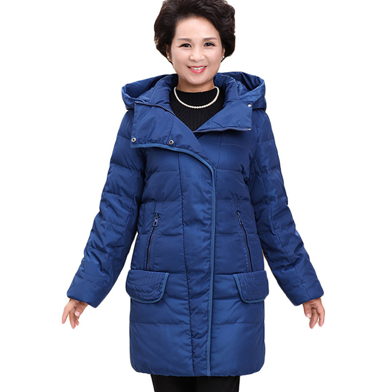 Online Get Cheap Womens Long Puffer Jacket -Aliexpress.com ...