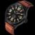 Moda Hot Relógios Homens Quartz Hora de Relógio Data e Dia Relógio Homem De Couro Militar Do Exército Sports relógio de Pulso Masculino Relogio À Prova D' Água