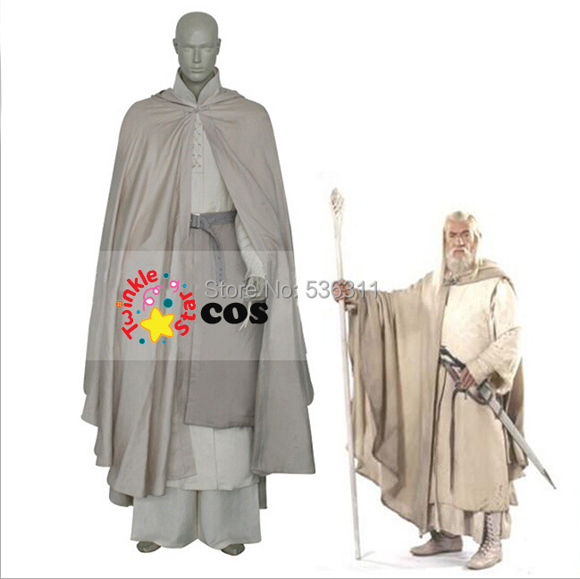 High Quality Gandalf Costume-Buy Cheap Gandalf Costume lots from ...