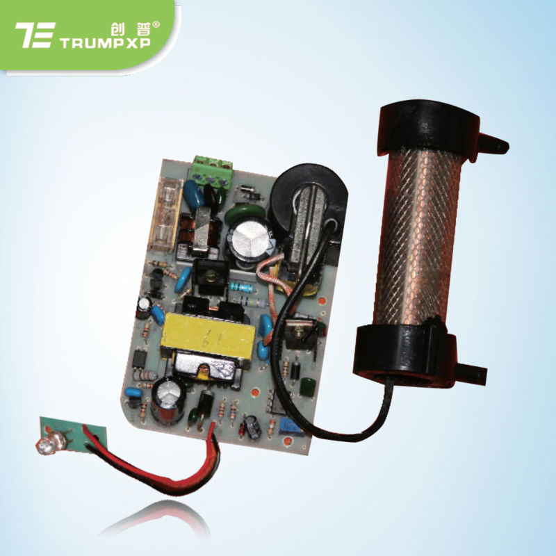 1pc TRUMP hot ozone generators water purifier air purifiers ozone machine TCB-94500V