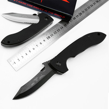 Emerson 1954 knife 440 Tactical Folding Blade Knife G10 Handle Outdoor Camping Hunting Survival Knife gift knife