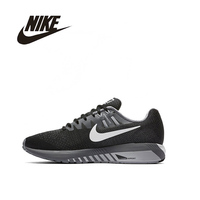 NIKE Original New Arrival AIR ZOOM Mens Women Running Shoes Breathable Support Sports Shoes For Men