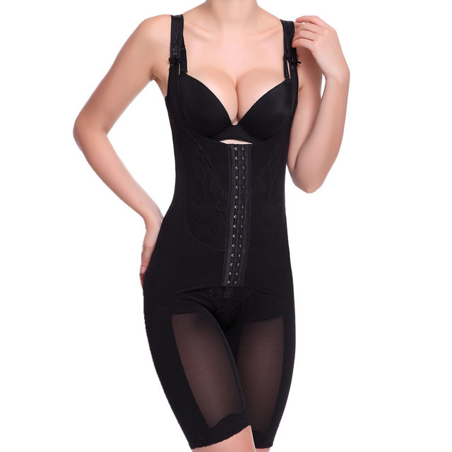 Hot Sale Intimates Full Body Women Shaper Corset Underwear Waist Trainer Corsets Bodysuit Women Girdles Body Shapers