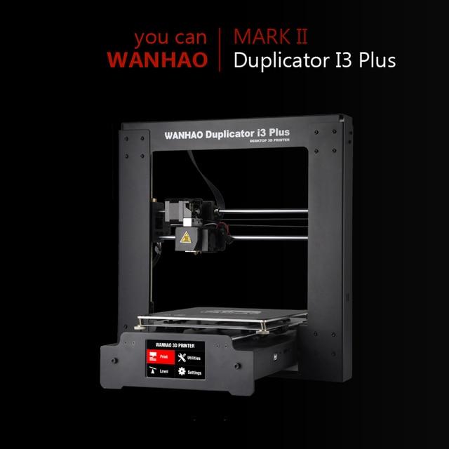 Aliexpress  Buy 2018 WANHAO desktop DIY FDM 3d printer I3 PLUS