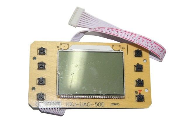 Tableau de circuits imprimés et LCD   Robobrousse/mei zilla 35L/65L