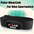 2015 newest original  Transmitter Set  heart rate testing Polar WearLink for sportwatch with plastic package